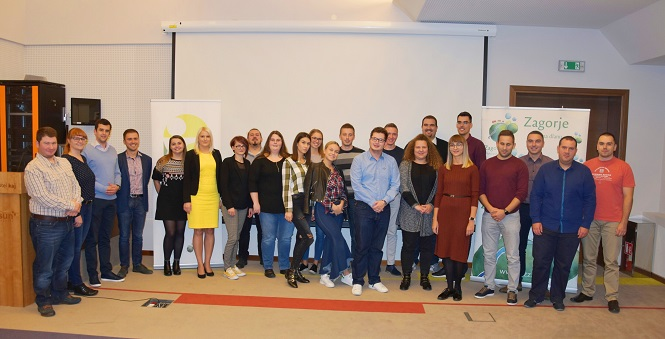 Veronika Kolman izabrana za glavnu tajnicu Koordinacije županijskih savjeta mladih