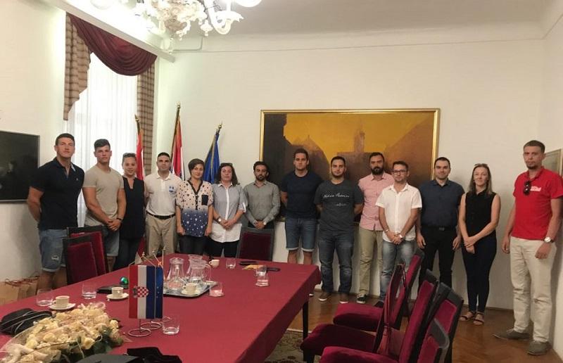 U Varaždinu održan radni sastanak županijskih savjeta mladih