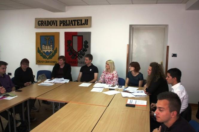 Treća sjednica Savjeta mladih Krapinsko-zagorske županije (III. saziv)