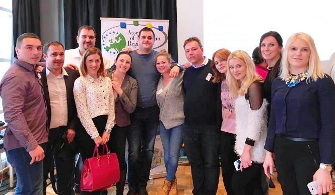 Youth Regional Network zasjedao u Norveškoj