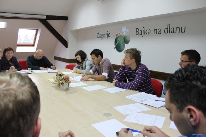 Šesta sjednica Savjeta mladih Krapinsko – zagorske županije (II. saziv)