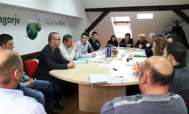 Deseta sjednica Savjeta mladih Krapinsko – zagorske županije (II. saziv)