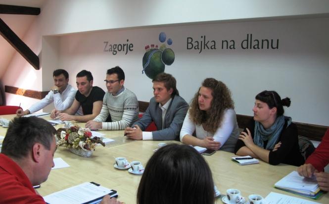 Jedanaesta sjednica Savjeta mladih Krapinsko – zagorske županije (II. saziv)