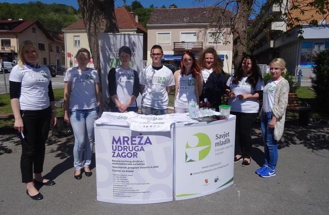 Informativne javne akcije – Regionalni program za mlade