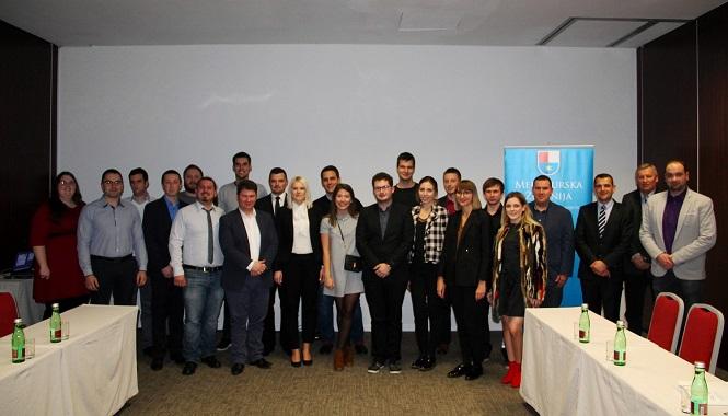 5. sjednica Koordinacije županijskih savjeta mladih
