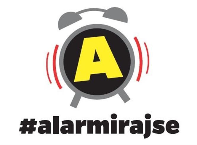 #alarmirajse
