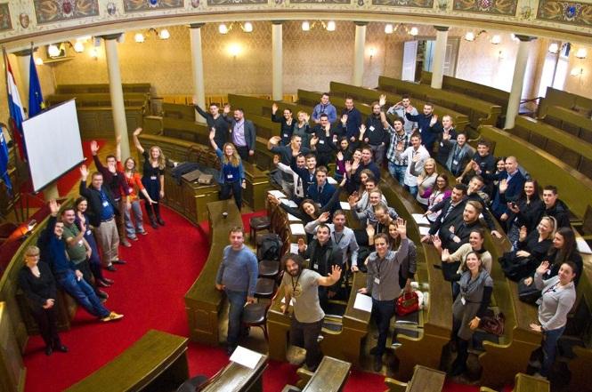 Nacionalna konferencija Savjeta mladih 2014. godine